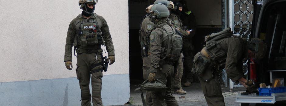 Mögliche rechtsterroristische Vereinigung: Durchsuchungen in Rheinland-Pfalz