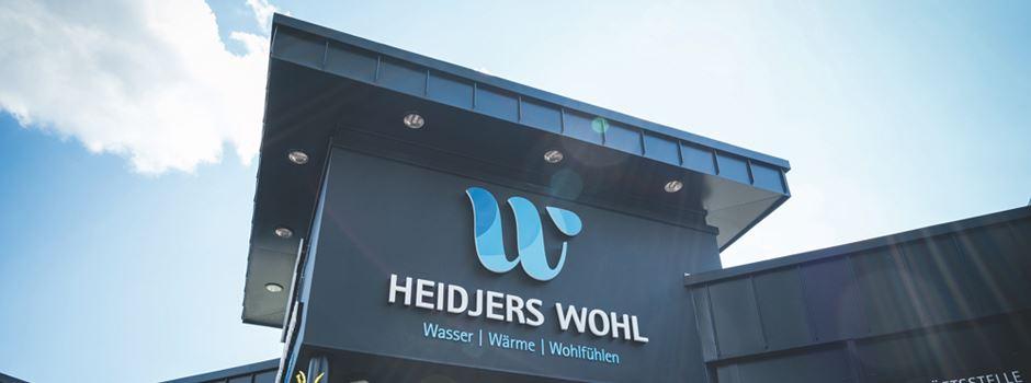 """""""Heidjers Wohl"""" öffnet am 3. März: Eine Stunde schwimmen"""