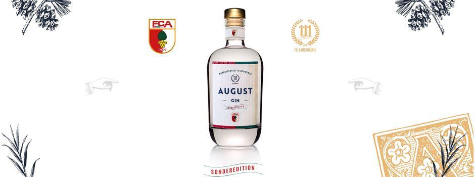 Der Gin für Liebhaber und FCA-Fans