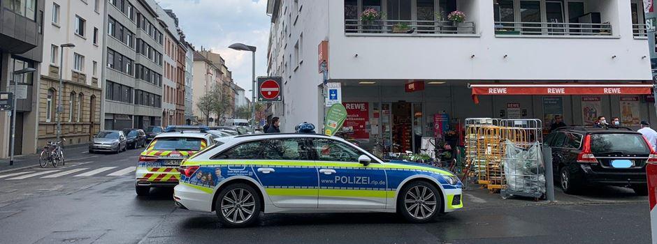 Mann randaliert in Neustadt-Rewe