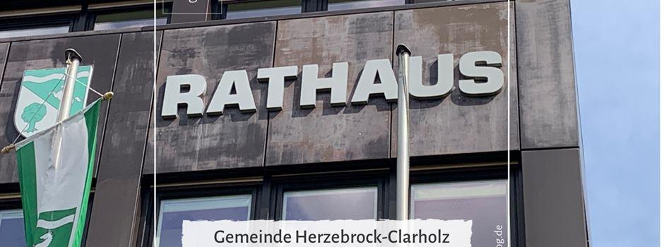 Gemeinde Herzebrock-Clarholz reduziert politische Sitzungen wegen Corona