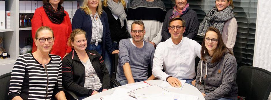 Von-Zumbusch-Gesamtschule – Der neue Vorstand startet durch