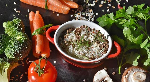 5 Restaurants mit großer Auswahl für Vegetarier