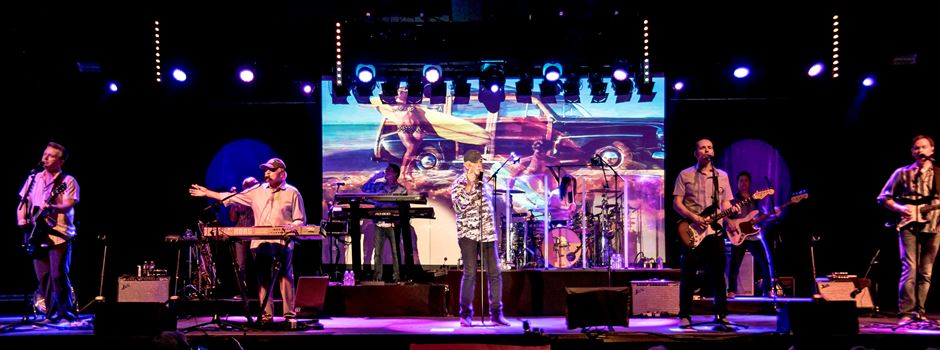 """The Beach Boys"" spielen Konzert in Mainz"