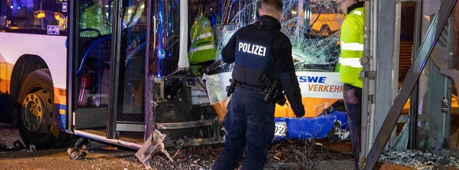Busunfall am Wiesbadener Hauptbahnhof: Strafverfahren gegen Busfahrer beendet