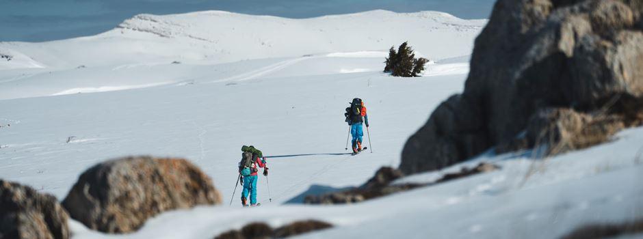 Skitour durch den Libanon – Interview mit Nicolas Brixle