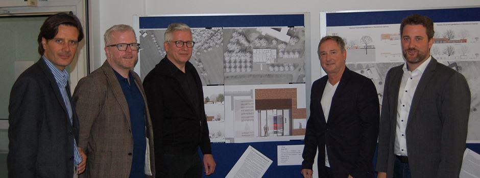 Preisverleihung Architektenwettbewerb