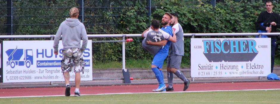 VfB gewinnt irres Spiel mit 4:3: Große sportliche Geste und ein Matchwinner