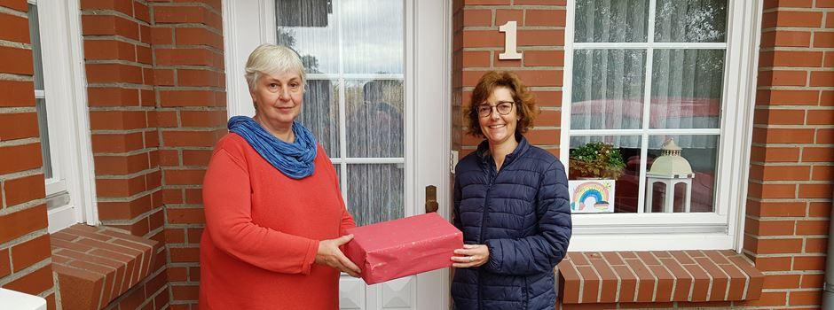 Weihnachtspäckchenaktion für die Partnergemeinde Matisi