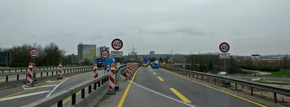 Autobahnkreuz Mainz-Süd: Vollsperrung an mehreren Wochenenden