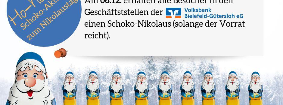 5 - Adventskalender - Volksbank Bielefeld-Gütersloh