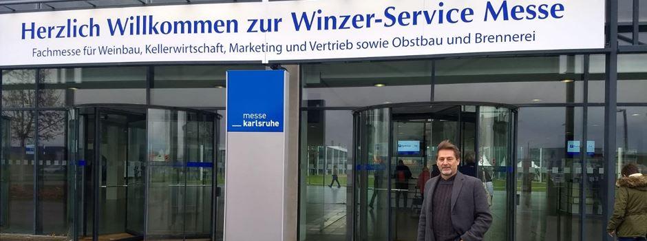 Winzer-Service-Messe Karlsruhe