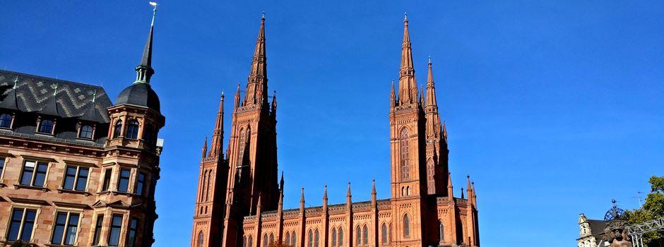 Am Wochenende könnt Ihr auf den Turm der Marktkirche