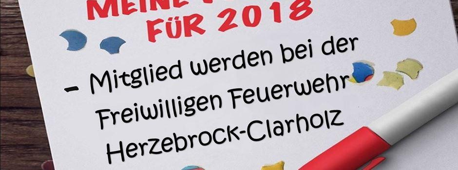 Feuerwehr Herzebrock-Clarholz sucht Verstärkung