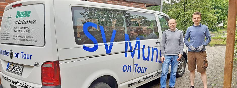 SVM unterstützt das Tafel-Team