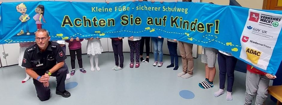 """""""Rücksicht kommt an"""" - Schulbeginn in Niedersachsen"""