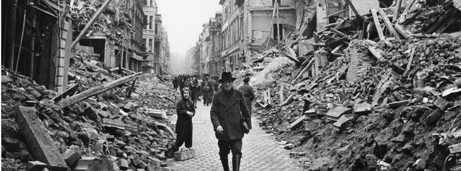 Vor 75 Jahren starben in Wiesbaden über 500 Menschen bei einem Bombenangriff