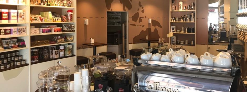 Kaufmanns Kaffeerösterei eröffnet in der Marktstraße