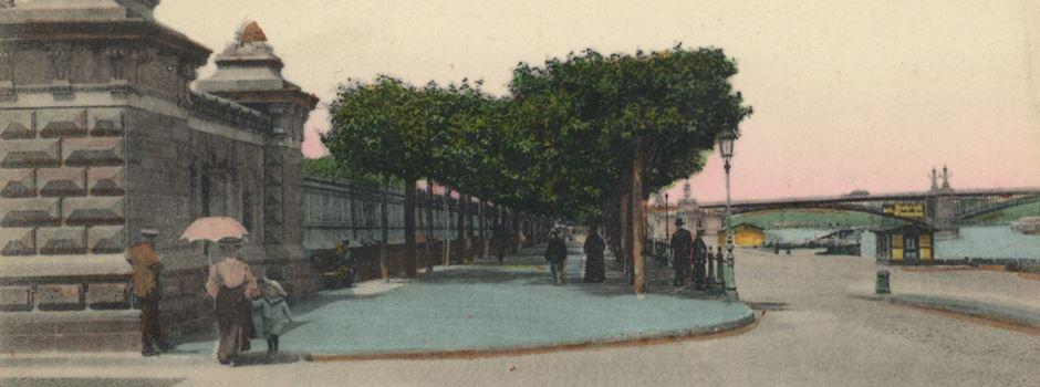 1900: So sah Mainz damals aus