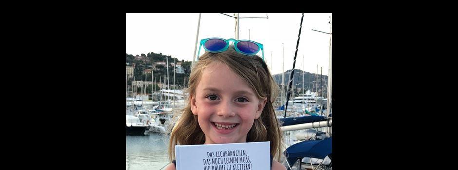 6-jährige Mainzerin veröffentlicht Kinderbuch