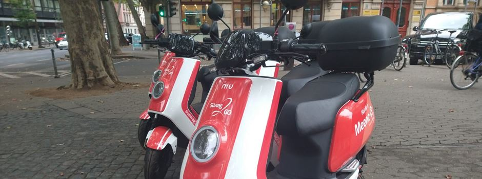 """Meenz-e"": So funktioniert das neue E-Motorroller-System"