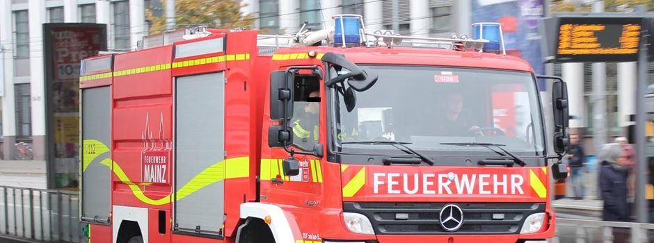 Schwerverletzter bei Brand in Neustadt
