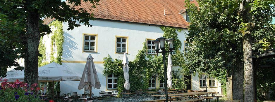 Diese Biergärten finden wir in Augsburgs Umgebung