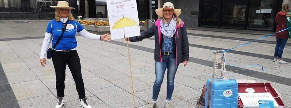 Niederkasseler Reisebüros fordern Unterstützung der Politik