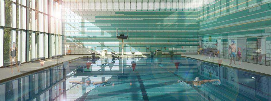 Uni-Schwimmbad schließt für zwei Jahre