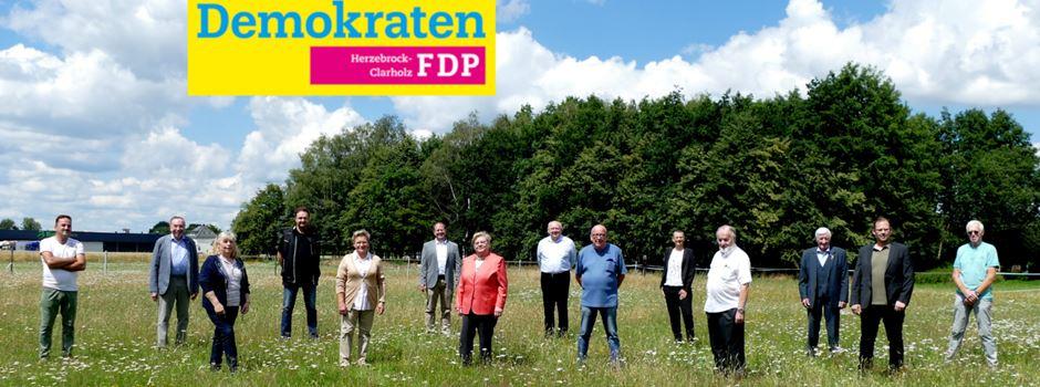 Kommunalwahl: FDP Herzebrock-Clarholz