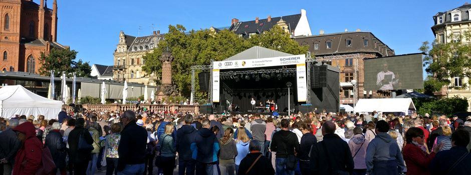 Das erwartet Euch beim Wiesbadener Stadtfest