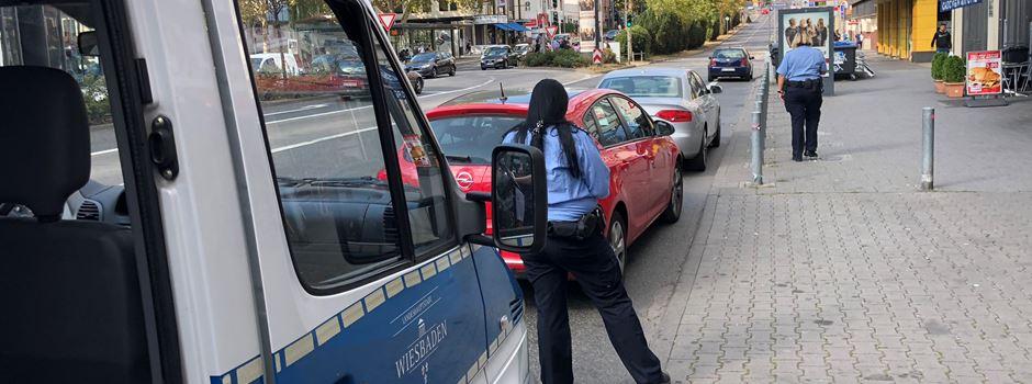 Verkehrspolizei Im Einsatz Ihr Seid Hampelmanner