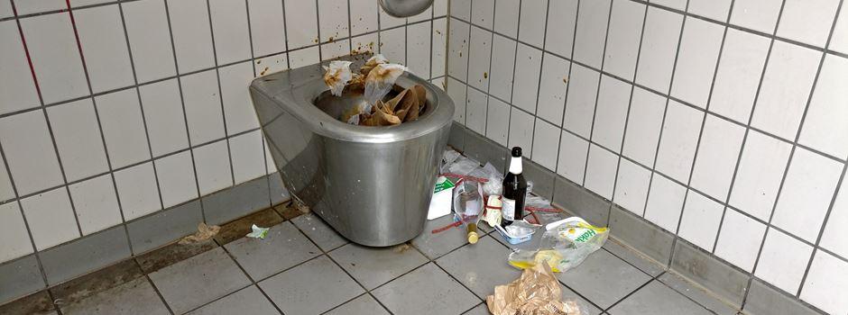 """""""Vollgepisst und zugeschissen"""": Ist der Zustand der öffentlichen Toiletten in Mainz wirklich so schlimm?"""