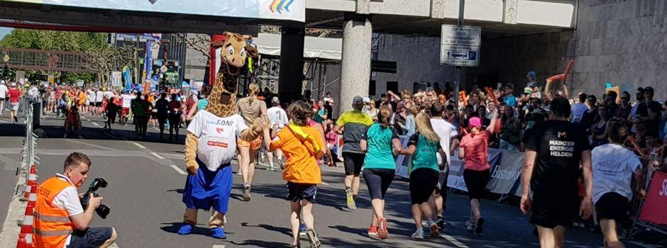 Halbmarathon: Bester Läufer verwechselt Ziellinie