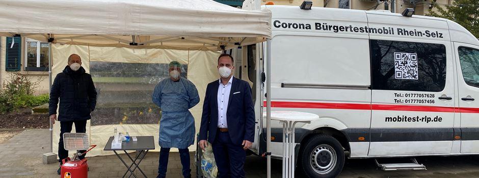 Mobitest-RLP: Gastronomin und Banker aus Guntersblum werden aktiv im Kampf gegen das Virus