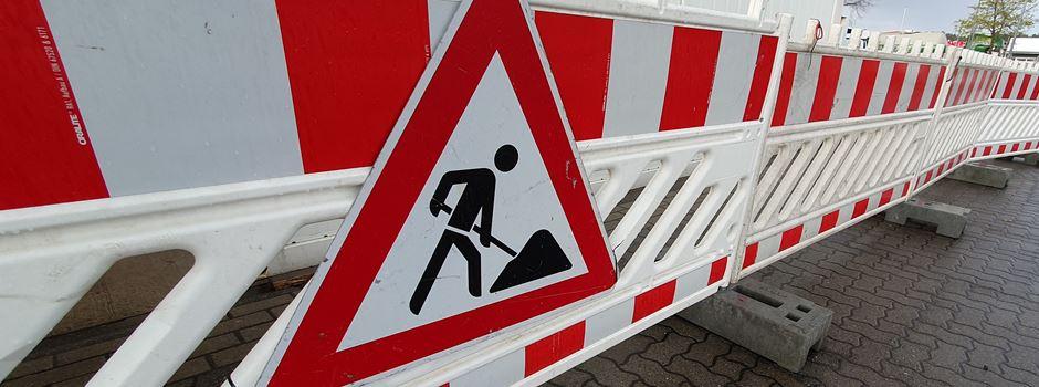 Breloher Straße: Bauarbeiten beginnen