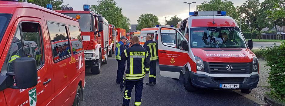Feuerwehr Herzebrock-Clarholz unterstützt bei der Hochwasser-Katastrophe im Kreis Euskirchen