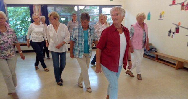 Mittänzerinnen in Herzebrock-Clarholz gesucht