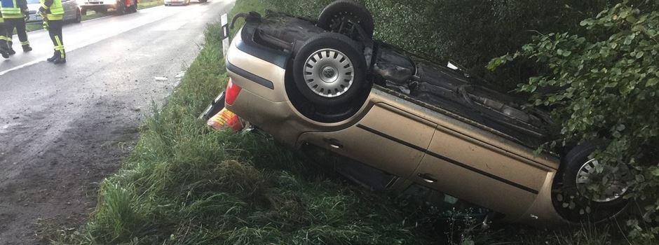 Unfall Gütersloher Straße - 4 Verletzte