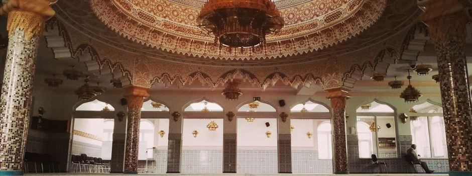 Frankfurter Moscheen zwischen Pracht und Hinterhof-Atmosphäre