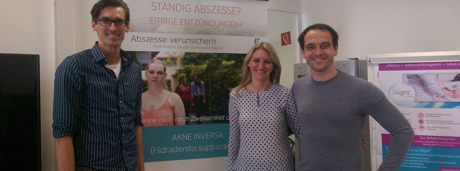 Wiesbadener Start-Up entwickelt Therapie gegen Hautkrankheit