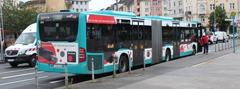 Busfahrer streiken wohl auch in Frankfurt