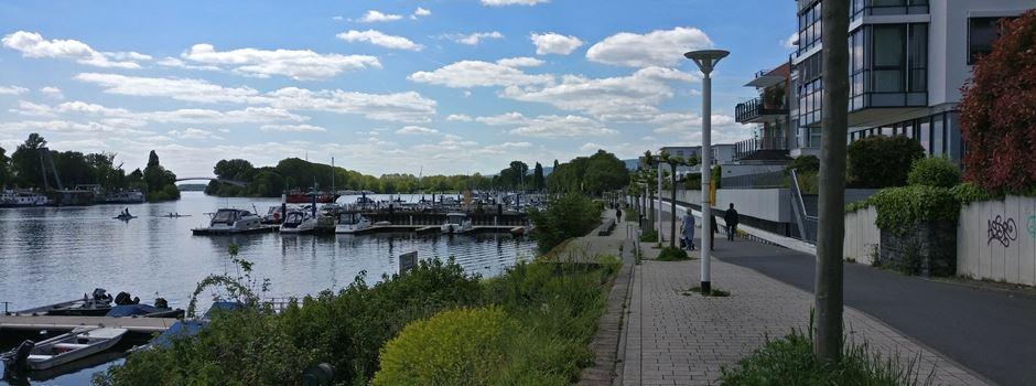 So steht es um die Pläne für die neue Gastronomie am Schiersteiner Osthafen