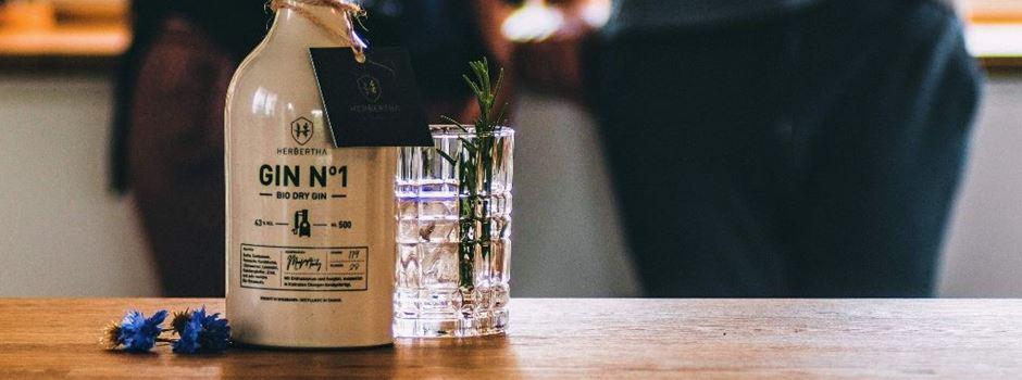 Wiesbadener Gewürzmanufaktur bringt eigenen Bio-Gin heraus