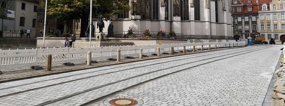 Wieder freie Fahrt für die Tramlinien 1 und 2 in Augsburg