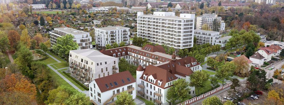 """Neues Wohnquartier """"Hildegardis – Die Stadtoase"""": Rund 450 neue Wohnungen in Mainz"""
