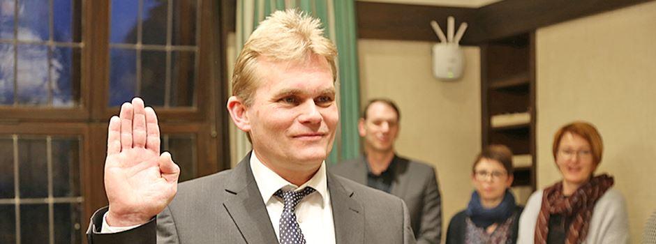 Rat wählt Karsten Lemke