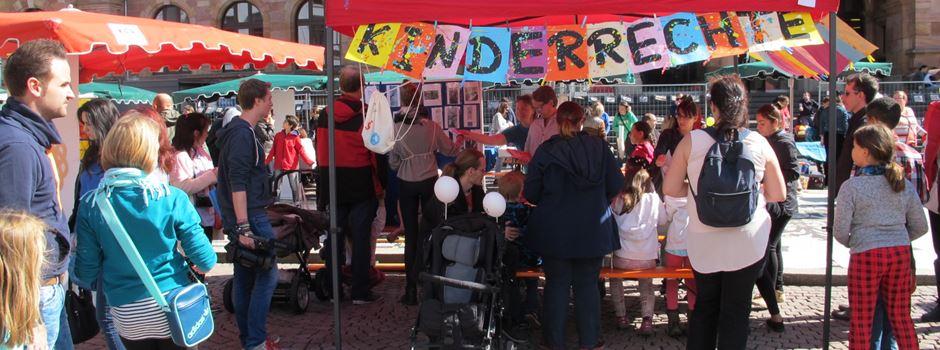 Wiesbaden feiert den Weltkindertag