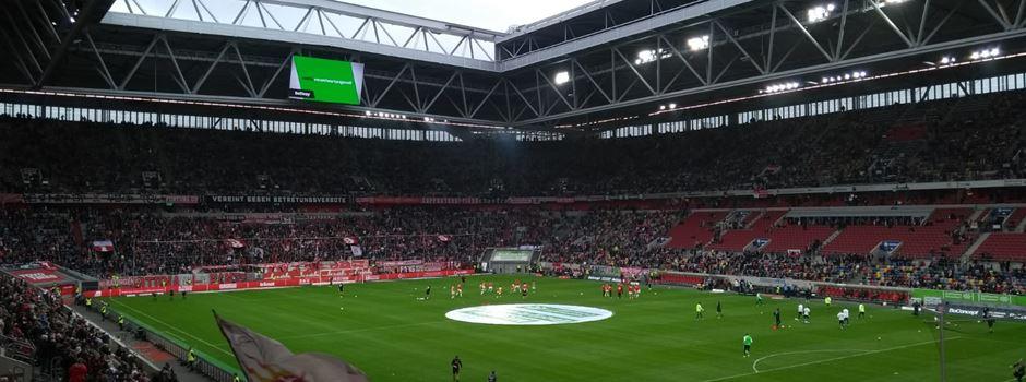 05-Fan bei Partie gegen Düsseldorf verletzt