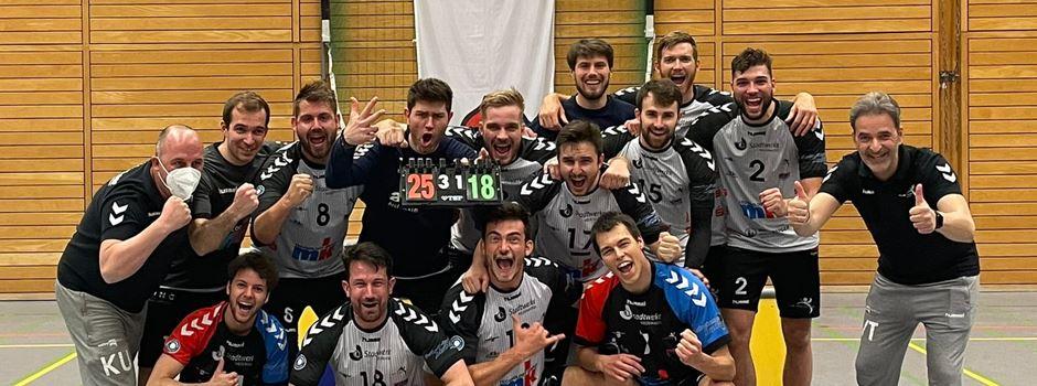 Volleyball: TuS Mondorf ringt PSV Neustrelitz mit 3:1 nieder